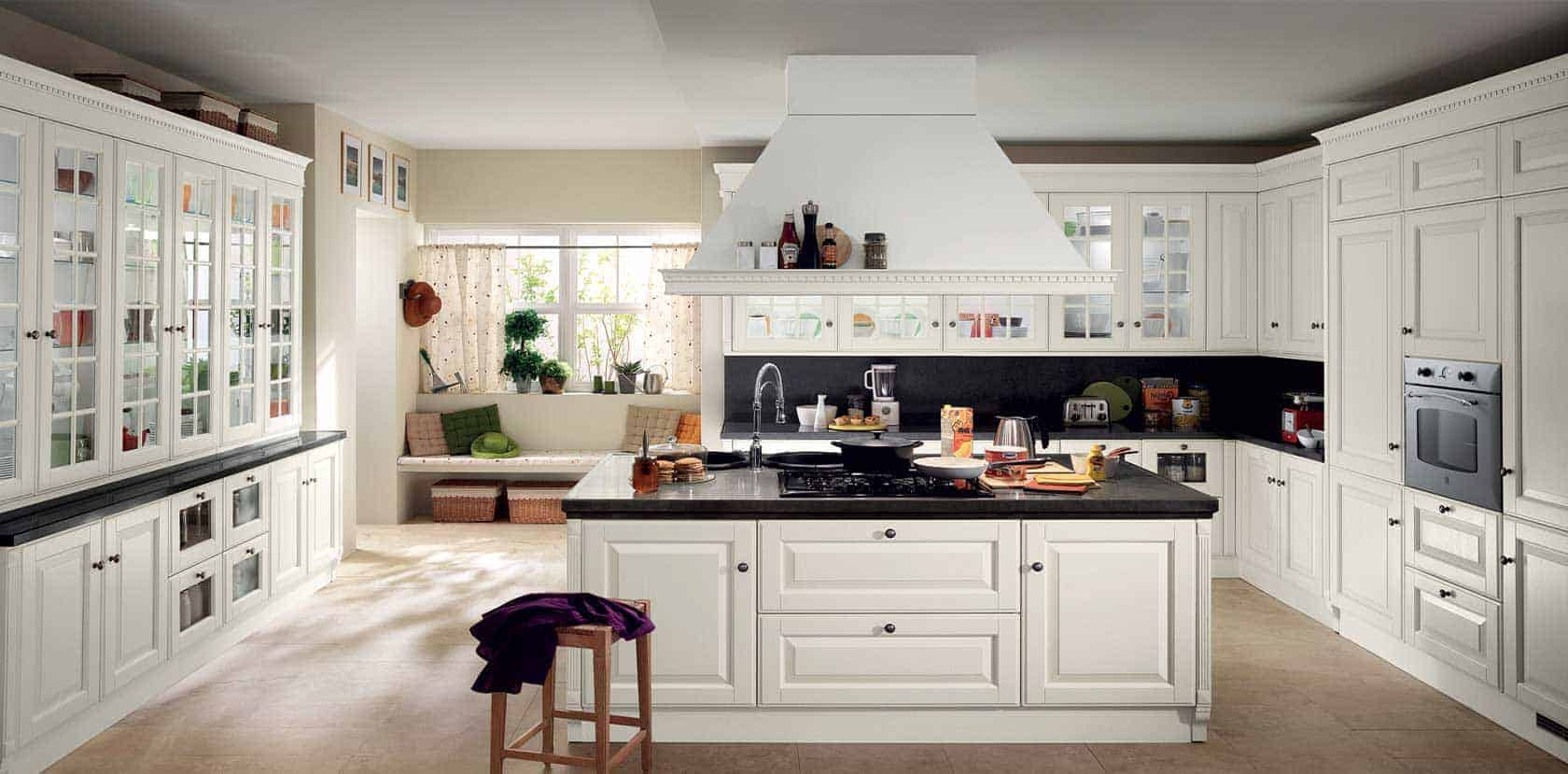 Classic kitchens melbourne kitchen mart kitchen for Kitchen design victoria